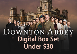 Downton Abbey - Digital Box Set Under $30