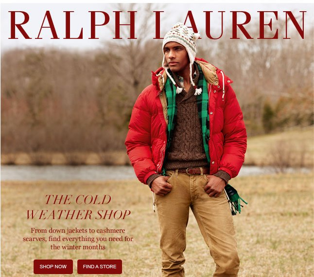 The Cold-Weather Shop