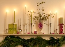 Set the Season Aglow Candles for All Occasions