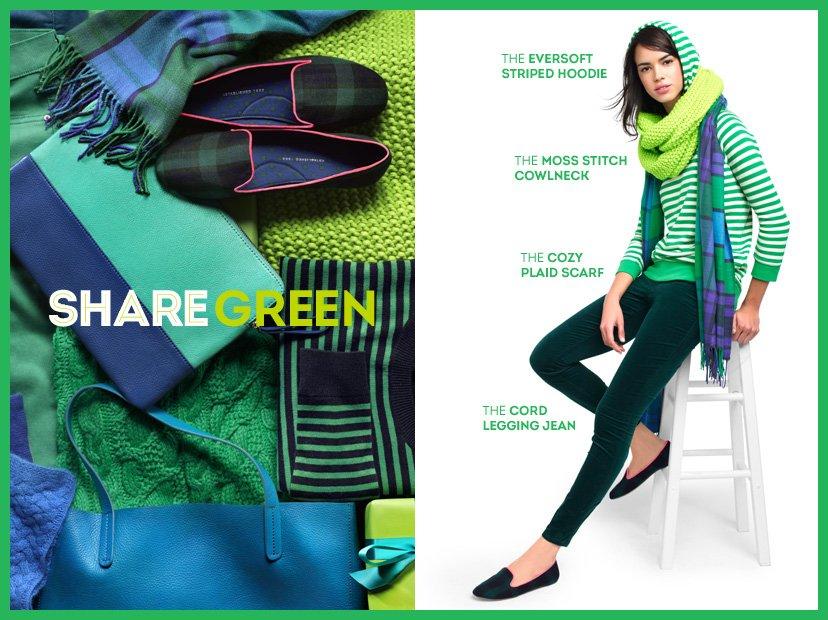 SHARE GREEN
