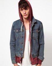 Cheap Monday Tobias Denim Jacket