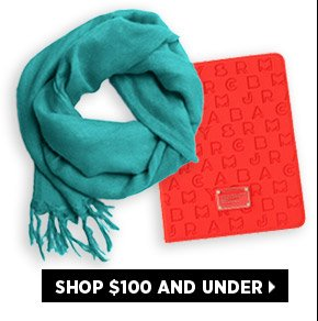 Shop $100 and under
