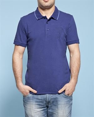 Versace Cotton Polo Shirt Made in Italy