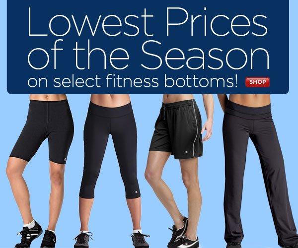 Season's Lowest Prices