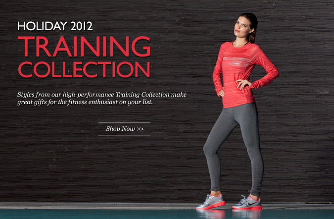 Shop Training New Arrivals | Holiday 2012