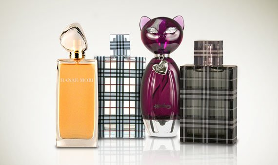 Best-Selling Fragrances: Hanae Mori, Burberry & more    - Visit Event