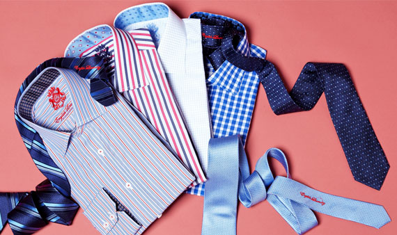 English Laundry Shirts and Ties   - Visit Event