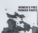 Women's Free Thinker Pants
