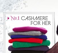 Cashmere for Her
