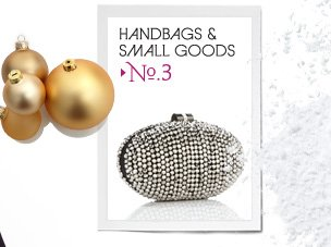 Handbags & Small Goods
