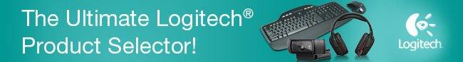 Logitech - The Ultimate Logitech Product Selector!