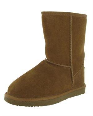 Ukala Sheepskin Suede Boots