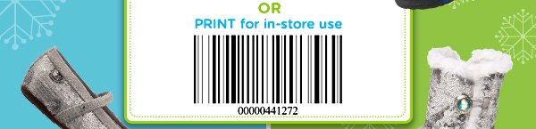 PRINT for in-store use