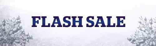 Flash Sale Ends Tomorrow