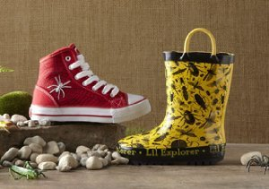 Wild Thing: Animal Themed Footwear
