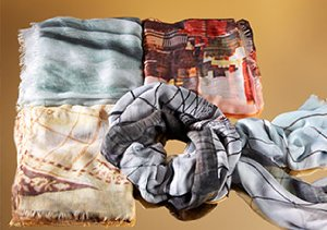 CHIC Printed Scarves