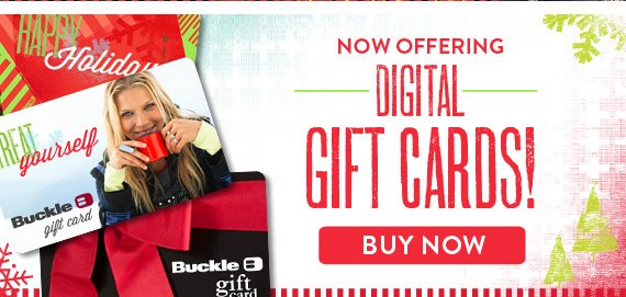 Buy A Buckle Gift Card