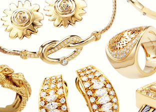 David Yurman, Bvlgari, Carrera Y Carrera & more Jewelry