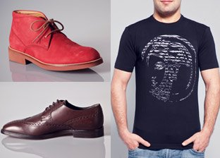 Versace & Tod's Men's Made in Italy