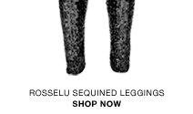 Rosselu sequined leggings