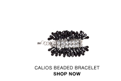 Calios beaded bracelet