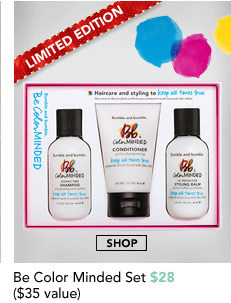 LIMITED EDITION Be Color Minded Set $28 ($35 value) ›SHOP