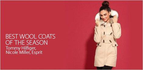 Best Wool coats of the season