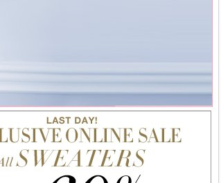 Shop EVERYTHING at 50% to 70% Off! In stores, online, and in outlets. Hurry!
