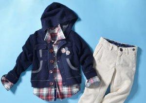 Best Dressed Boy:  Featuring Sarabanda, Hitch-Hiker & Silvian Heach