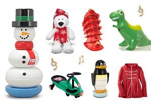 Merry & Bright: Colorful Kids' Gifts