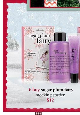 buy sugar plum fairy stocking stuffer - $12