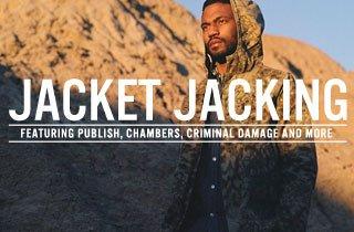 Jacket Jacking