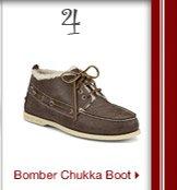 Bomber Chukka Boot
