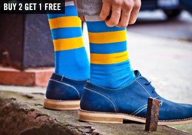 Shop All New Socks ft. Zuriick