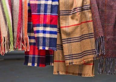 Shop Premium Wool & Cashmere Accessories