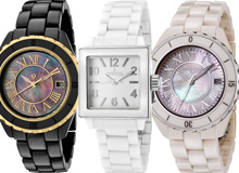 Get the Look Ceramic Timepieces