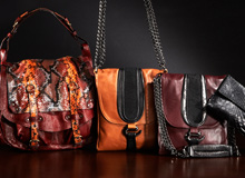 On the Wild Side Bags by Khirma Eliazov & More