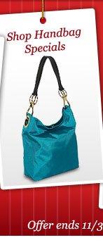 Shop Handbag Specials >