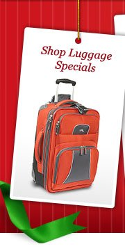 Shop Luggage Specials >