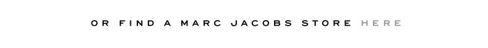 Marc Jacobs | Store Locator