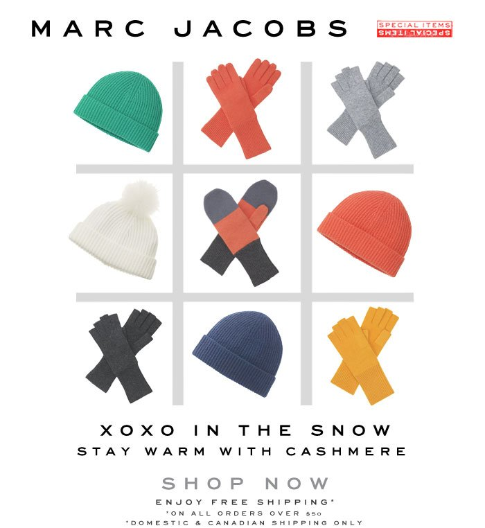 Marc Jacobs | Special Items