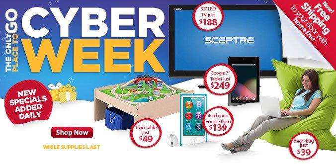 Cyber Week Ends