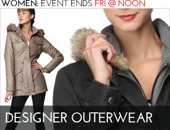DESIGNER OUTERWEAR - WOMEN