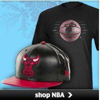 20% off all orders. Shop NBA.