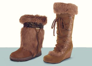 Cozy Chic: Winter Boots ft. BearPaw