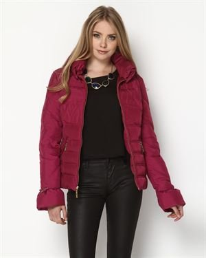 Betsey Johnson Puffer Jacket