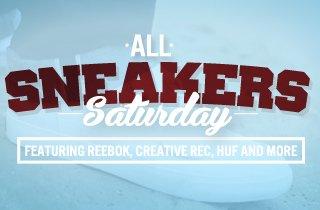 All Sneakers Saturday