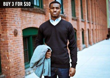 Shop Solids, Stripes & Argyle Sweaters