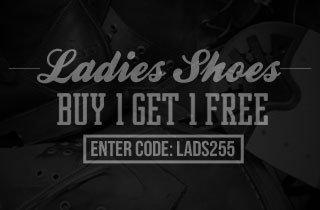 Ladies' Shoes: Buy 1, Get 1 Free