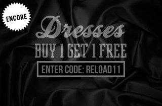 Dresses: Buy 1, Get 1 Free
